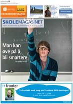Presentasjon av BU i Skolemagasinet nr 6 – 2013
