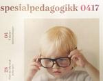Artikkel om Systematisk begrepsundervisning hos elever med samsynsvansker i Spesialpedagogikk