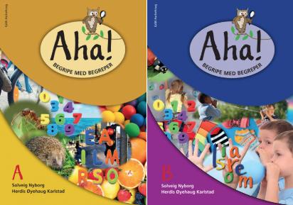 AHA Elevbøker